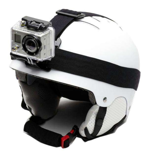 GoPro Head Strap Mount (GHDS30)