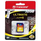 Transcend SD 32Gb, SDHC