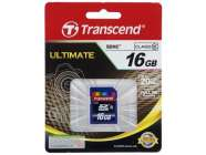 Transcend SD Card 16Gb, SDHC